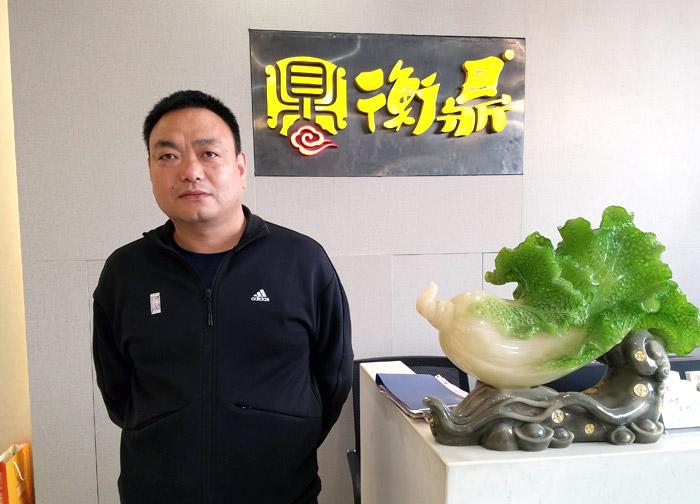 """生态家园""""生态中国行,幸福家园梦""""优秀合作伙伴访谈之黄国旗"""