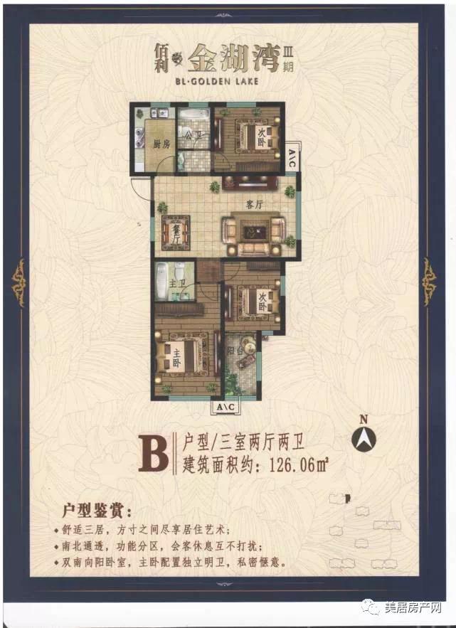 佰利III期 ――【1月1号全城预约】