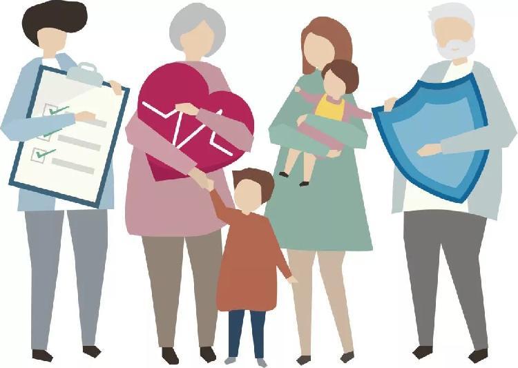 重庆个人参加城乡居民医保,2019年的缴费标准来了!