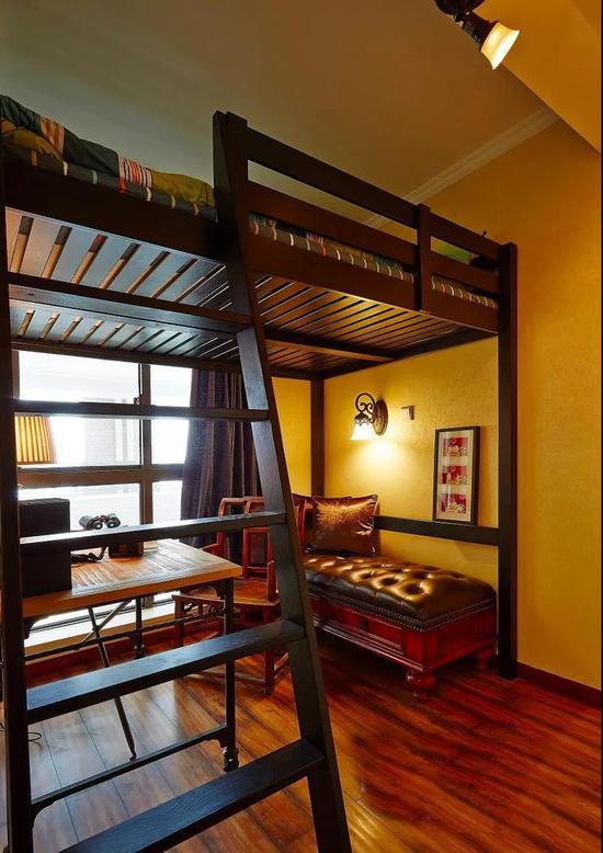 芜湖小户型书房装修布置节省空间的技巧