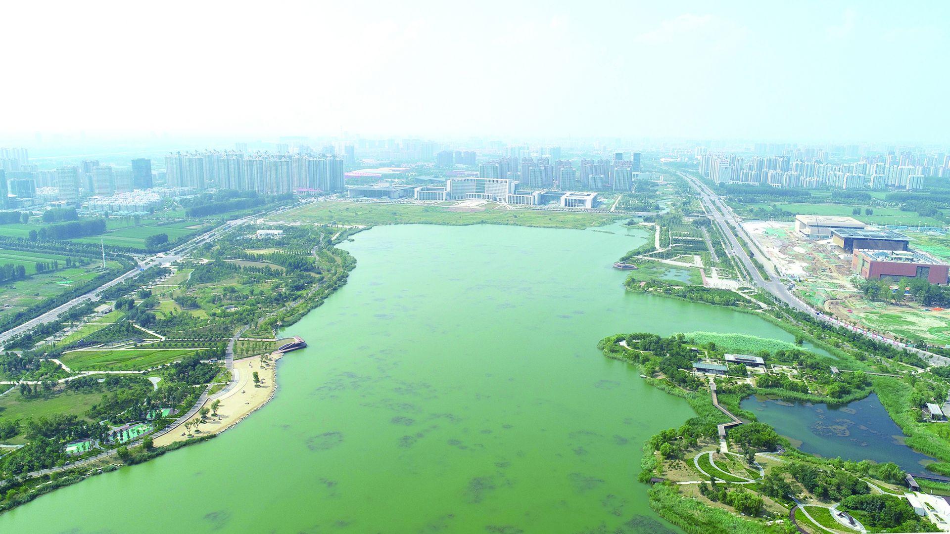 """线上线下互联互动 济宁太白湖新区环保""""绿网""""越织越细"""