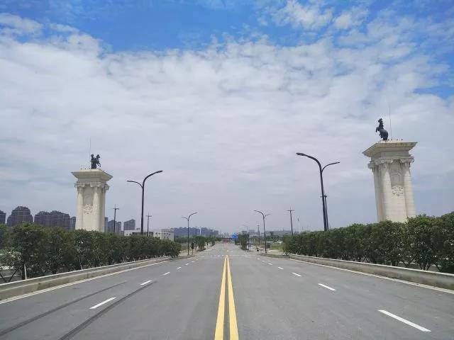注意了!双溪路、庆丰路、南江路这些路段6月通车