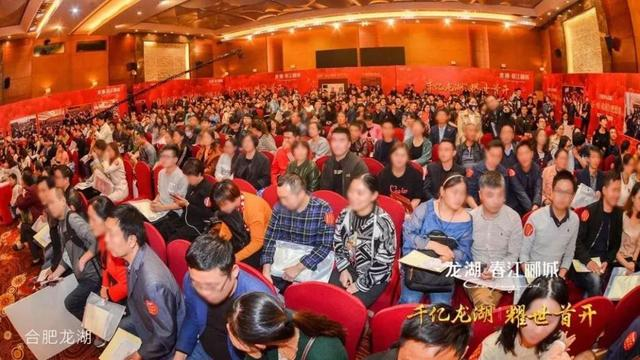 龙湖·春江郦城首开售罄,双十一火热销售持续,创造合肥楼市奇迹