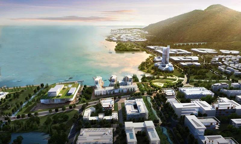 大鹏坝光国际生物谷为深圳打开全球化创新发展之门