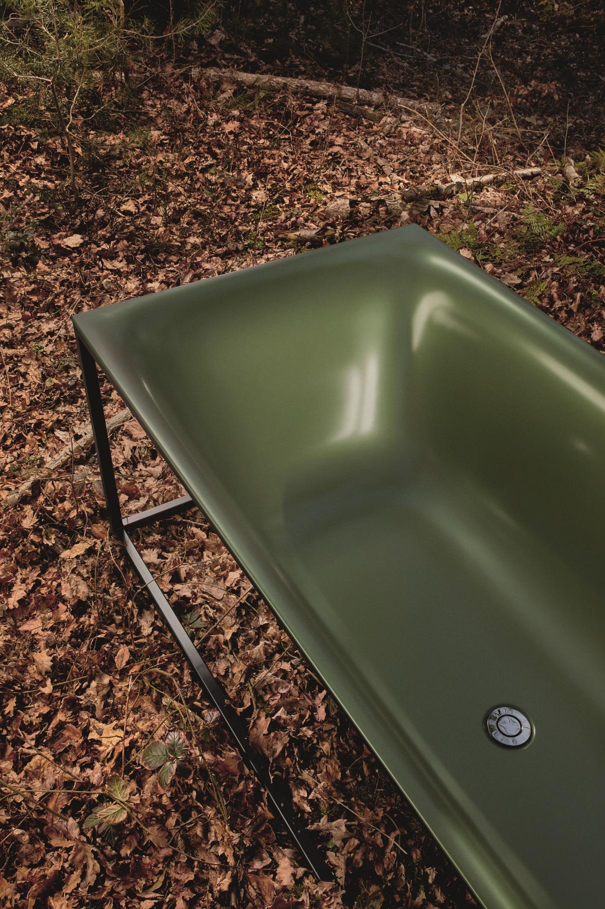 极简科技美学,Bette贝缇带你享受钢板浴缸沐浴新体验