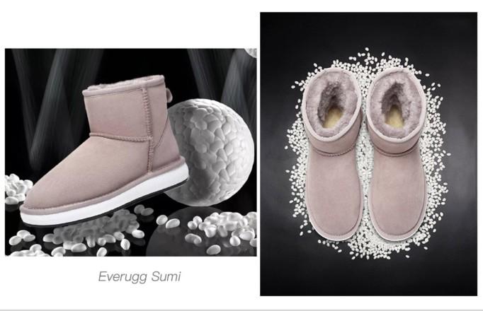 """测评首款""""爆米花底""""雪地靴缔造运动界在冬天也能自由畅跑的神话"""