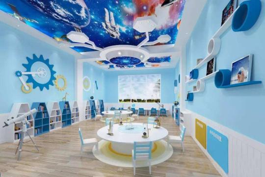 """蓝天豚硅藻泥""""蓝教室""""公益行再出发,开启校园环境公益新征程"""