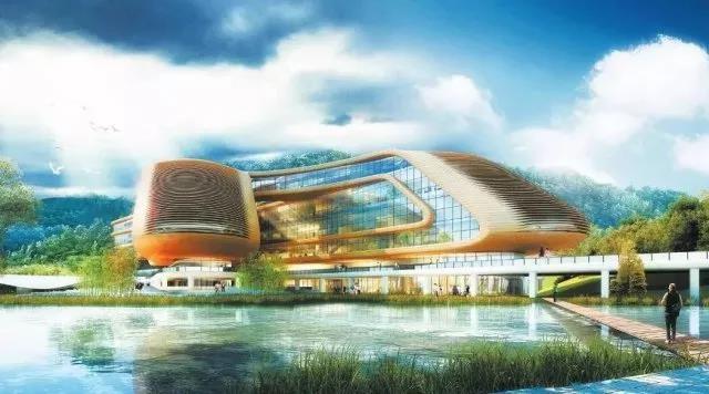 防城港园博园项目2019年建成