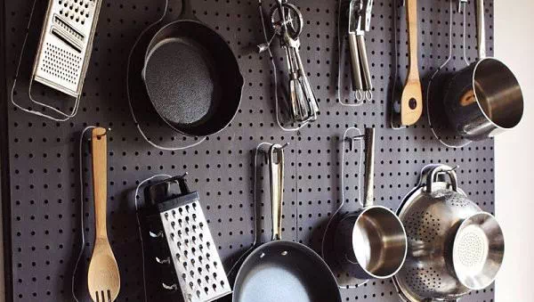 你的厨房为什么会这么乱?科普最全的厨房收纳手册 厨房 收纳 第8张