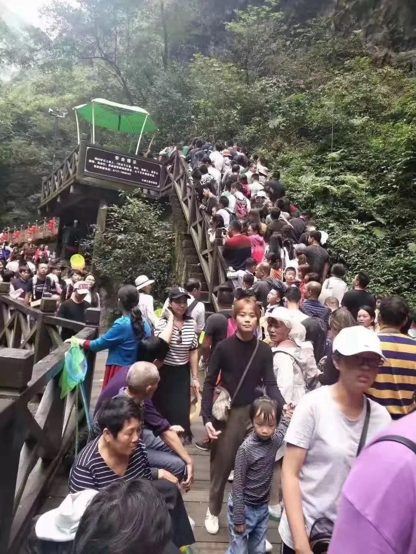 """火!""""十一""""黄金周,807万游客在宜昌过节!"""