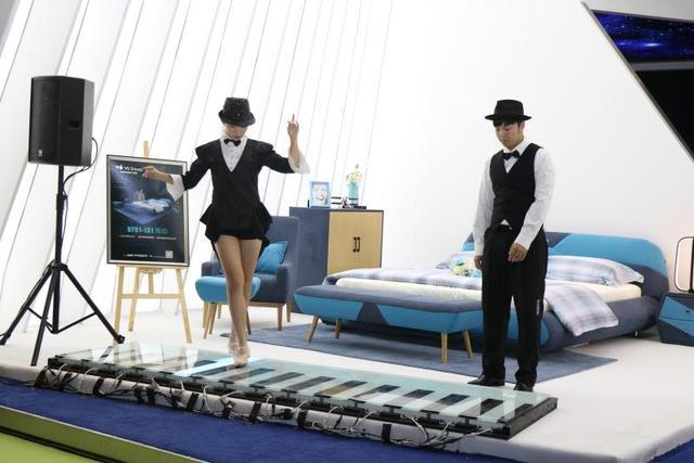 第42届中国家博会丨V6 Sleep打造时尚智能卧室空间