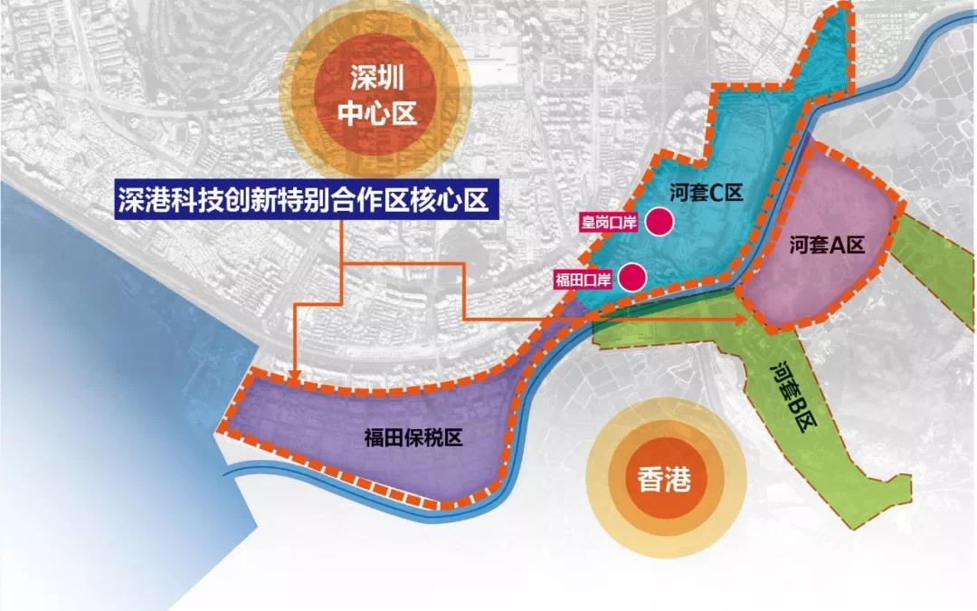 深圳這片區域即將C位出道,規劃剛剛披露