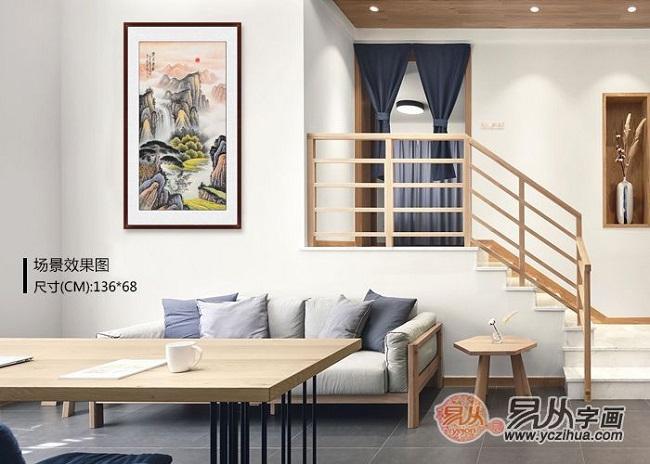 用这些装饰画,去唤醒你的家居墙面艺术细胞吧!