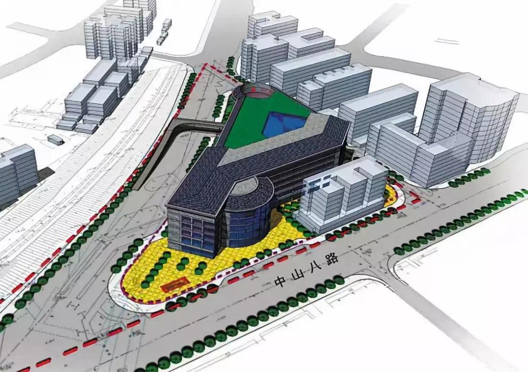 广州最大公交站来了!足足5万平方米,猛投4亿多建成这样子