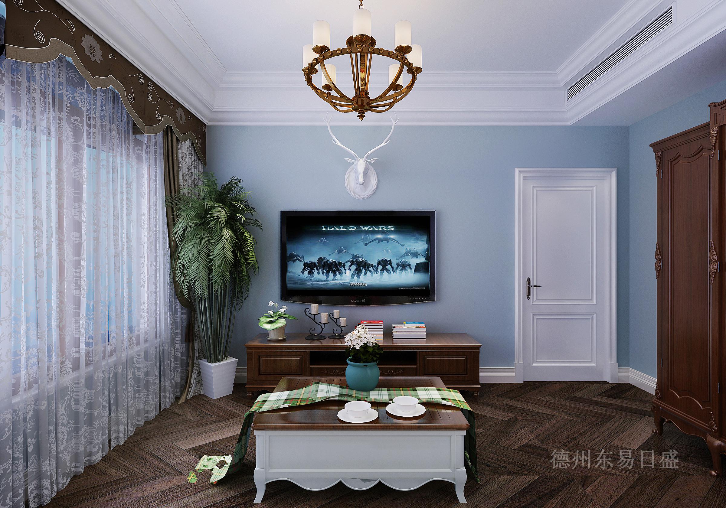 300平奥特莱斯简美风格别墅装修,简约精致,让人百看不腻