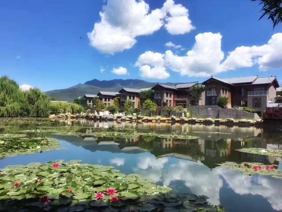 金茂谷镇丨小合院 大空间 打造文创旅居全能空间,慢享度假时光