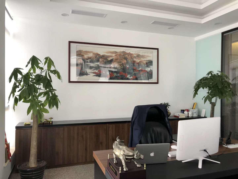 看办公室挂画的寓意解析,你的办公室挂对了吗