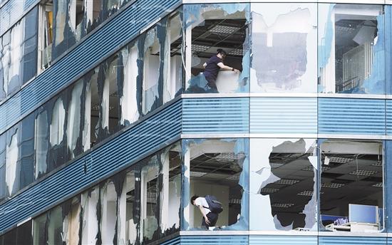 台风天楼盘品质大考验 业界专家教你买房要注意什么