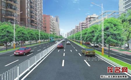我市即将实施2018年道路沥青罩面及人行道升级改造工程