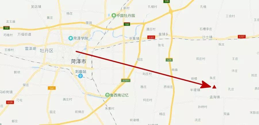 菏泽境内将再添两座黄河大桥!省住建厅发布牡丹机场选址批前公示