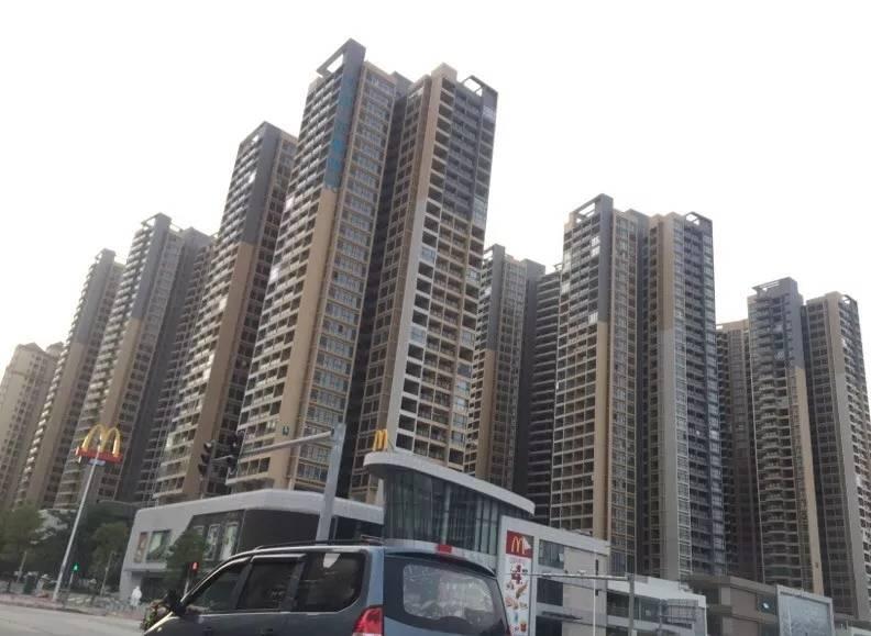 在与中山翠亨同等面积的惠州大亚湾,我感到楼市的恐惧