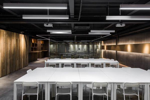 上海办公室装修怎样挑选合适的材料
