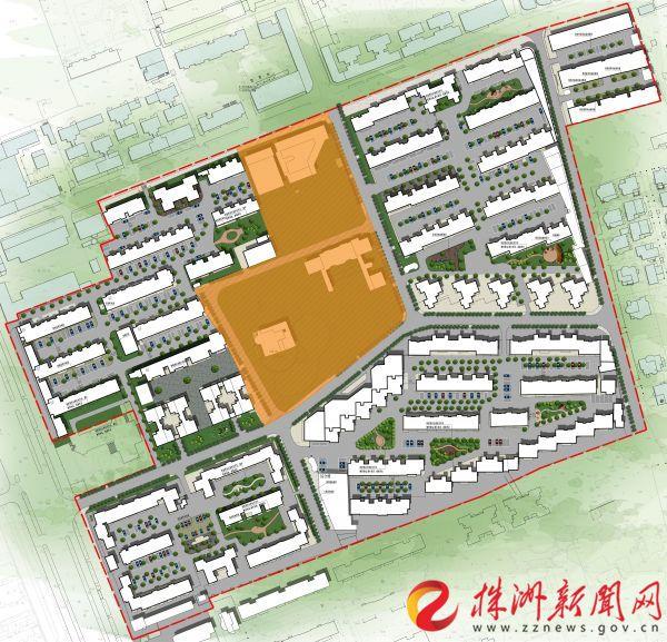 """滨江一村启动景观建筑升级改造 今年12月迎来""""蝶变"""""""