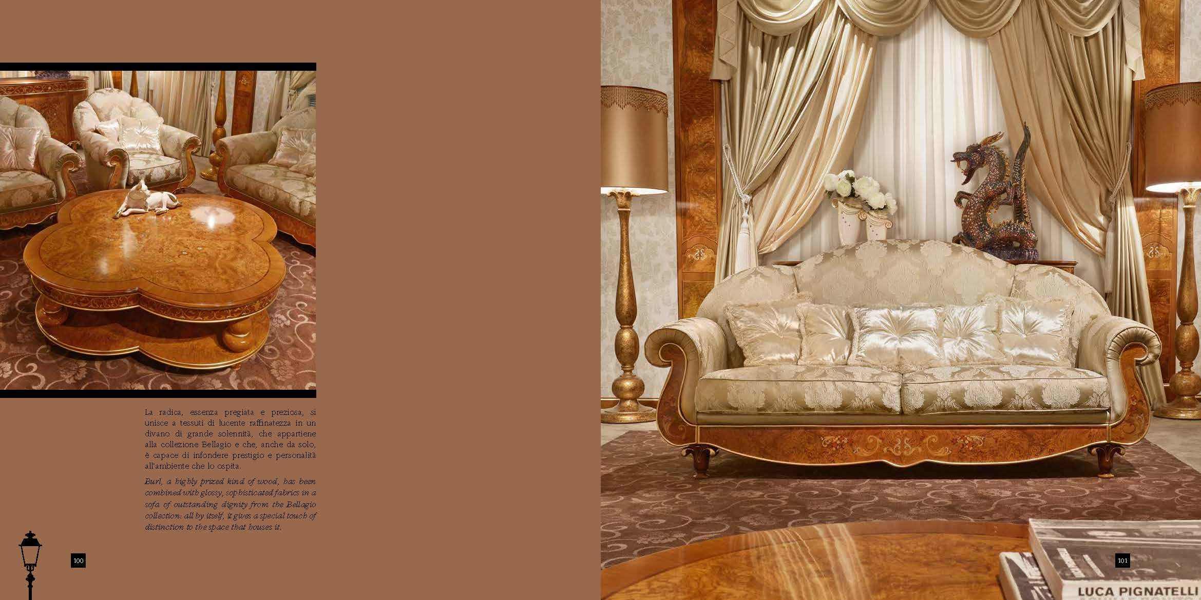 SIGNORINI COCO家具:卓越品质,源于不懈追求