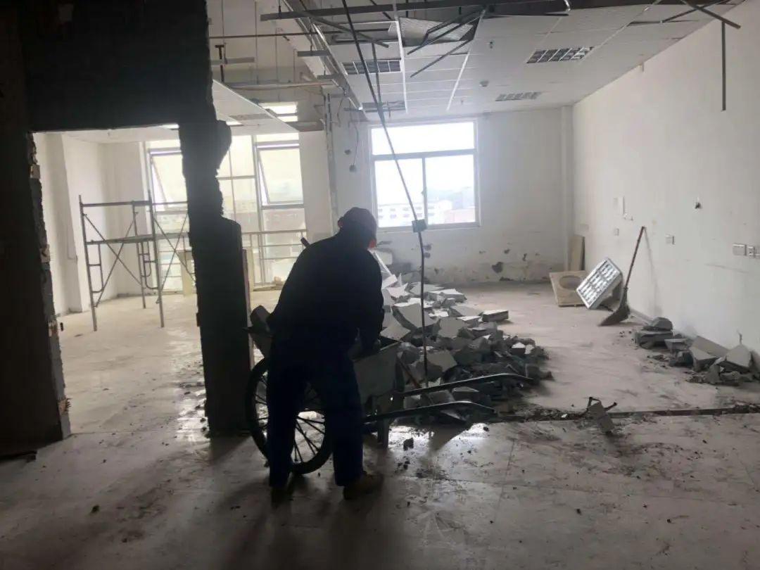 """全面吹响蓝领公寓复工""""集结号"""",10个项目火热建设中"""