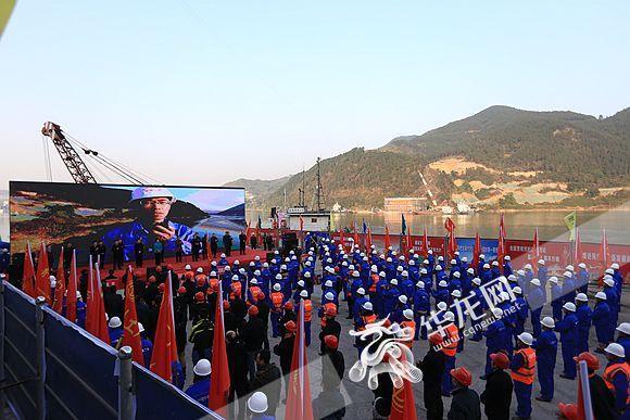 重庆铁路枢纽东环线预计2021年通车 十几分钟到江北机场