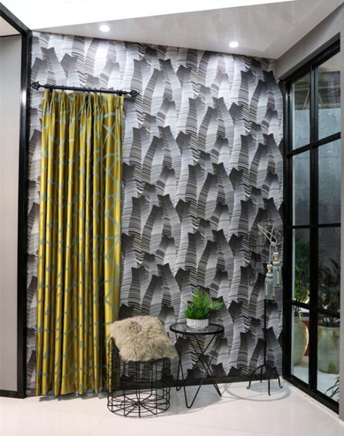 加盟米素一店当做四店开成品窗帘、方便选,快速装美家更快一步