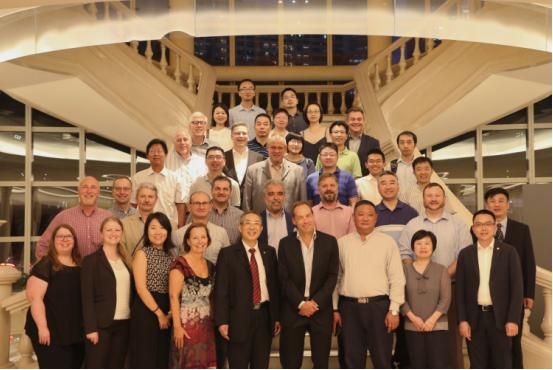 震旦集团协办国际ISO家具标准化技术委员会年会