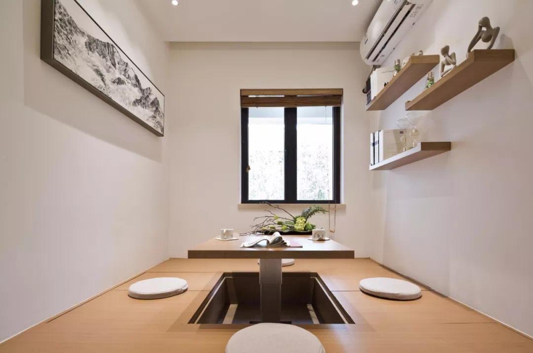 自然、舒适、简约、实用,把住宅做到了极致的日式风格 日式 软装 第10张
