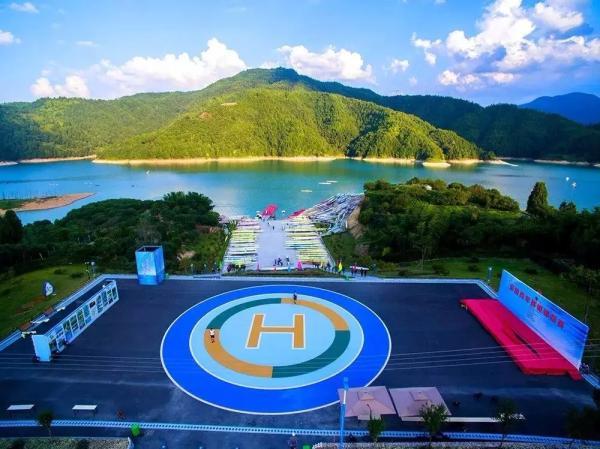 浙江公布7个运动休闲小镇:郊野运动、极限挑战,玩法不重样