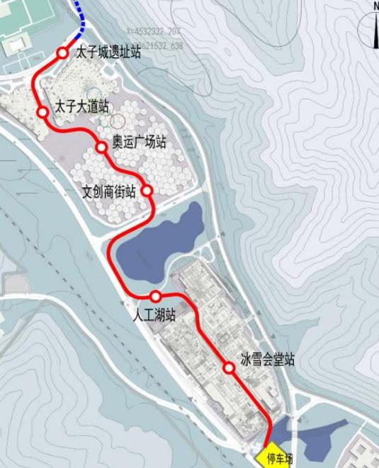 总投资140亿!揭秘冬奥会配套工程太子城冰雪小镇
