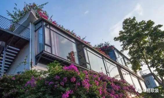 中国100家最美的民宿院子(61-80) 民宿 院子 第22张