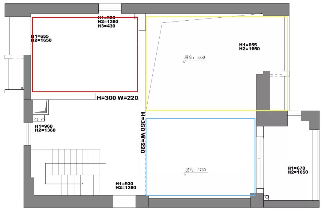 设计师50m²魔改五房,六口之家一点都不挤! 设计师 第28张