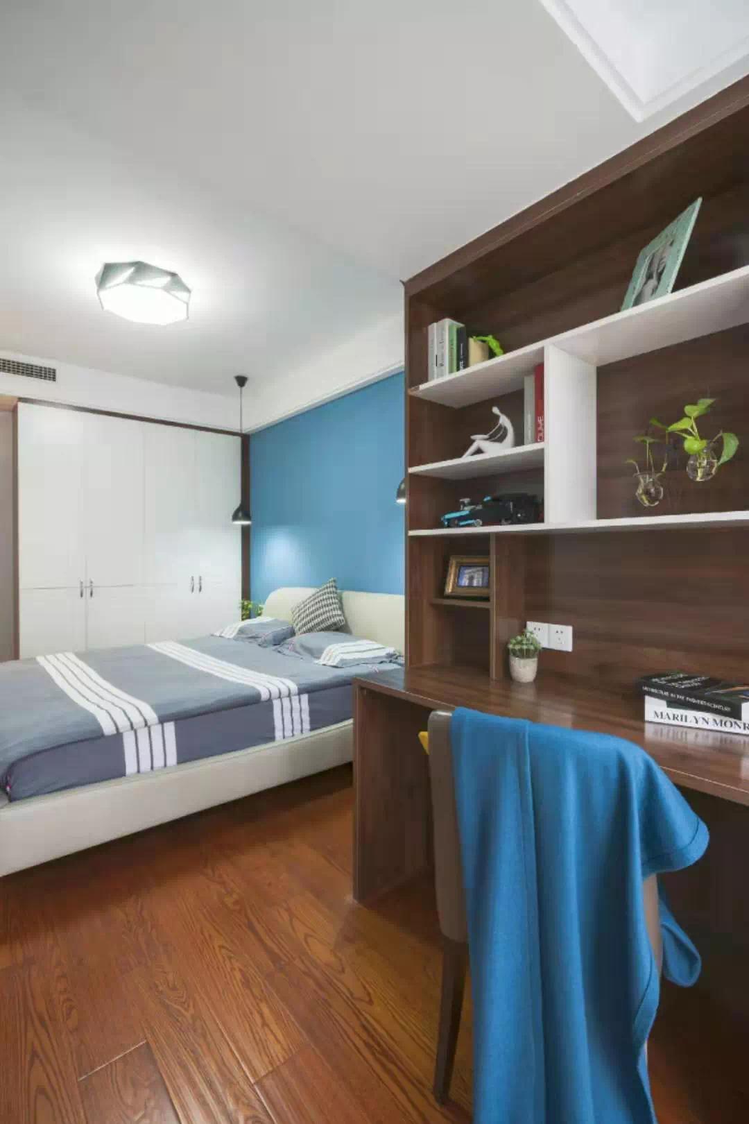 150m²现代混搭:只做专属于你的现代潮流家居生活空间 现代混搭 装修 第7张