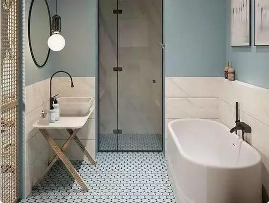 装浴缸还是淋浴?  
