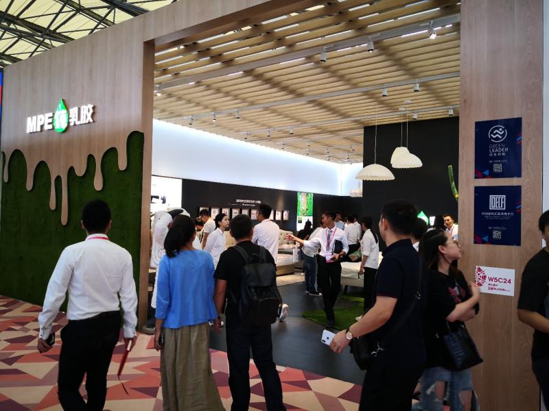 上海家具展圆满落幕,MPE展位盛况精彩回顾