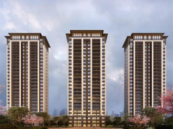 杭州湾首付一成的住宅、别墅、阳光城翡丽湾