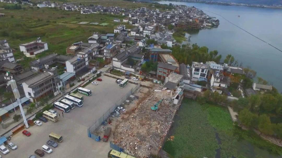 为了洱海清,大理今年要完成1806户生态搬迁!