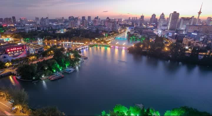 最新!南通市濠河风景名胜区总体规划获省政府批复