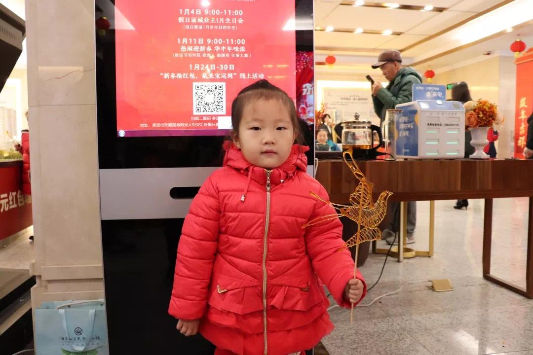 热闹迎新春,华中生活馆热闹非凡、年味十足!