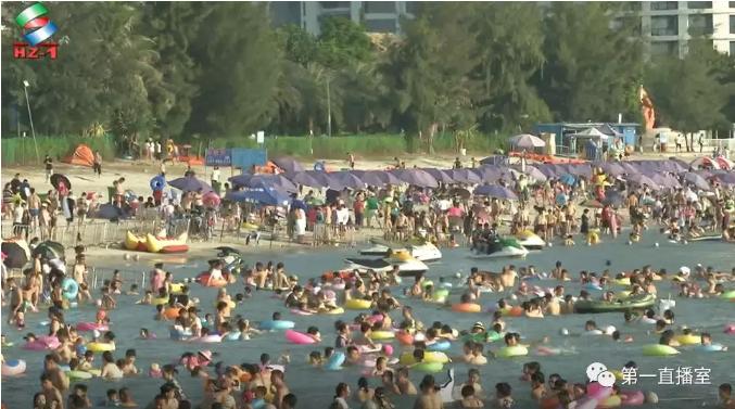 惠州买房,滨海旅游,持续升温