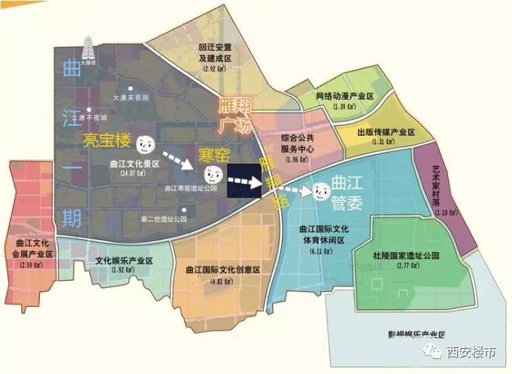 航天一期vs曲江二期:买房到底该怎么选?