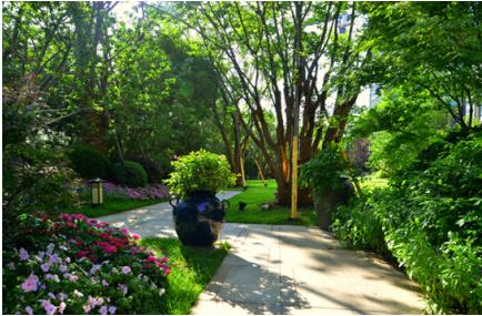 西安龙湖以五重景观,绘就中国园林美学范本