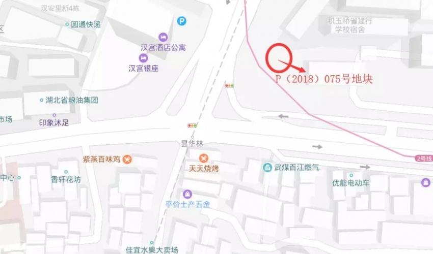武汉今日4宗地将入市