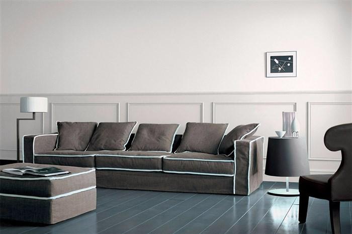 casamilano沙發源自意大利的精美材質之選