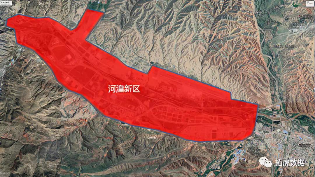 青海规划建设海东河湟新区 将大大拓展区域发展